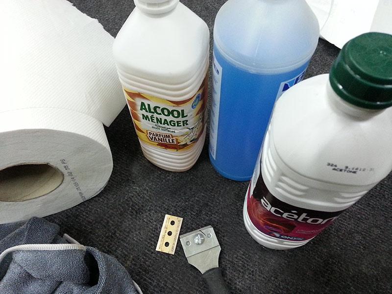 Nettoyer Du Verre 3 conseils de nettoyage du verre dépoli ou sablé – l'atelier du
