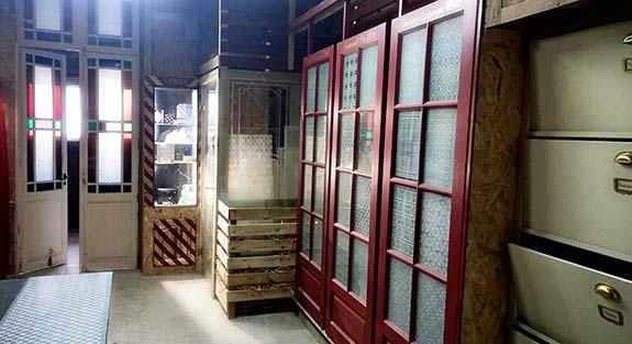 un atelier verrier artisanal entre Carcassonne et Narbonne