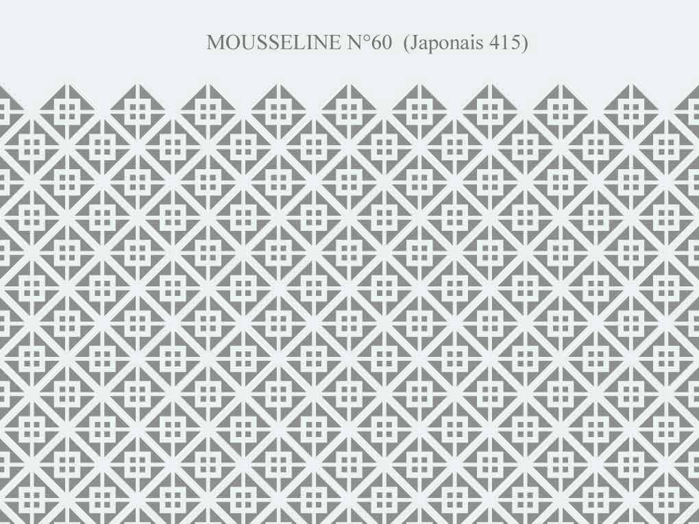 dessin carrelage Japonais 415