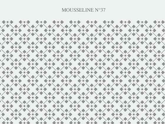 Muslin Glass N-37