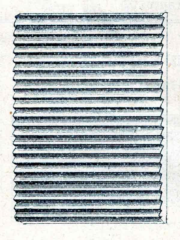 vitre prismatique NON REPRODUISIBLE