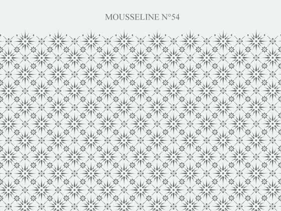 Motif vitrage Etoile grecque 361