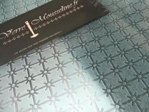 Gravure sur verre mat