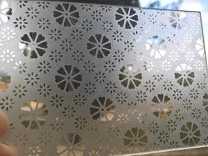 Verre a vitre rideau de grandes Miroiteries