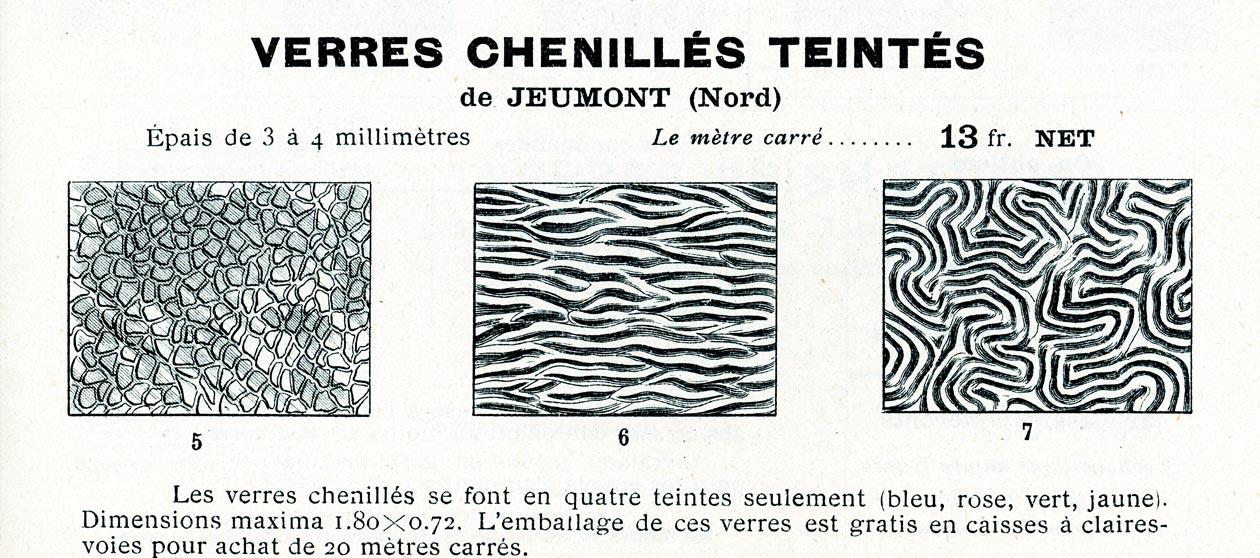 Glaces et verres spéciaux imprimés à Jeumont