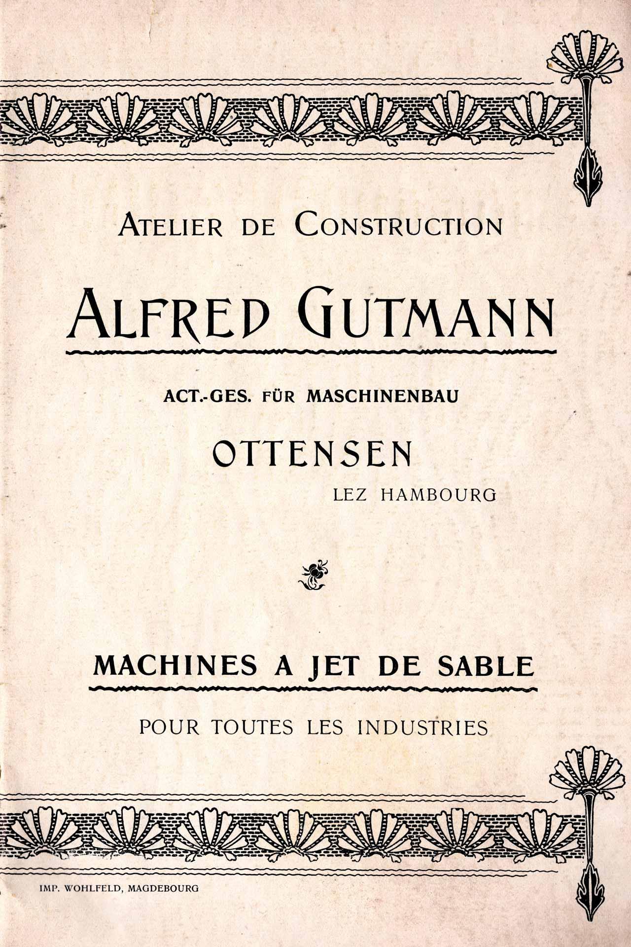 Alfred Gutmann OTTENSEN