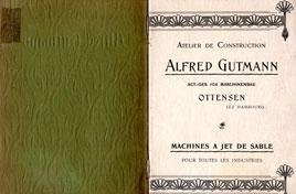 Alfred gutmann jet de sable