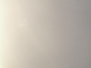 Dalle opaline blanche