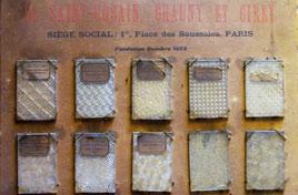 Archives sur le verre, Chauny et cirey et les verres speciaux