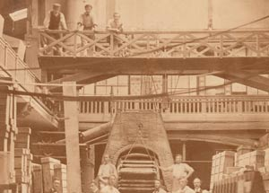 Atelier verrier Gugnon Paris 1876