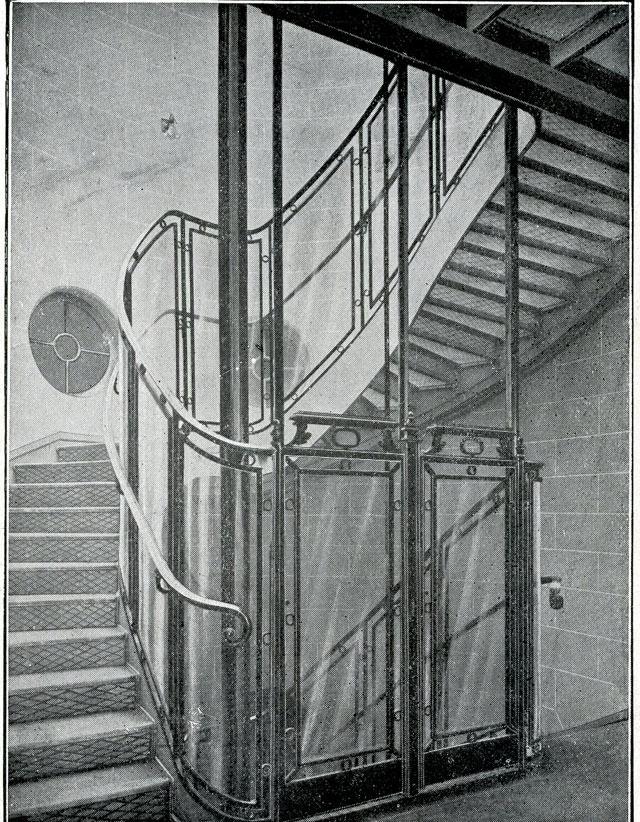 Dalle de verre armé 1910