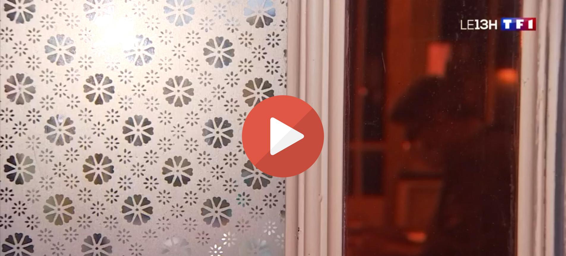 maitre verrier verre a vitre ancien mousseline