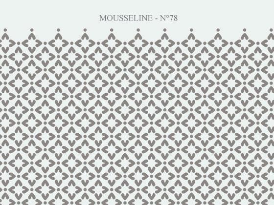 Mousseline peintre verrier Laurent et Cie 1843