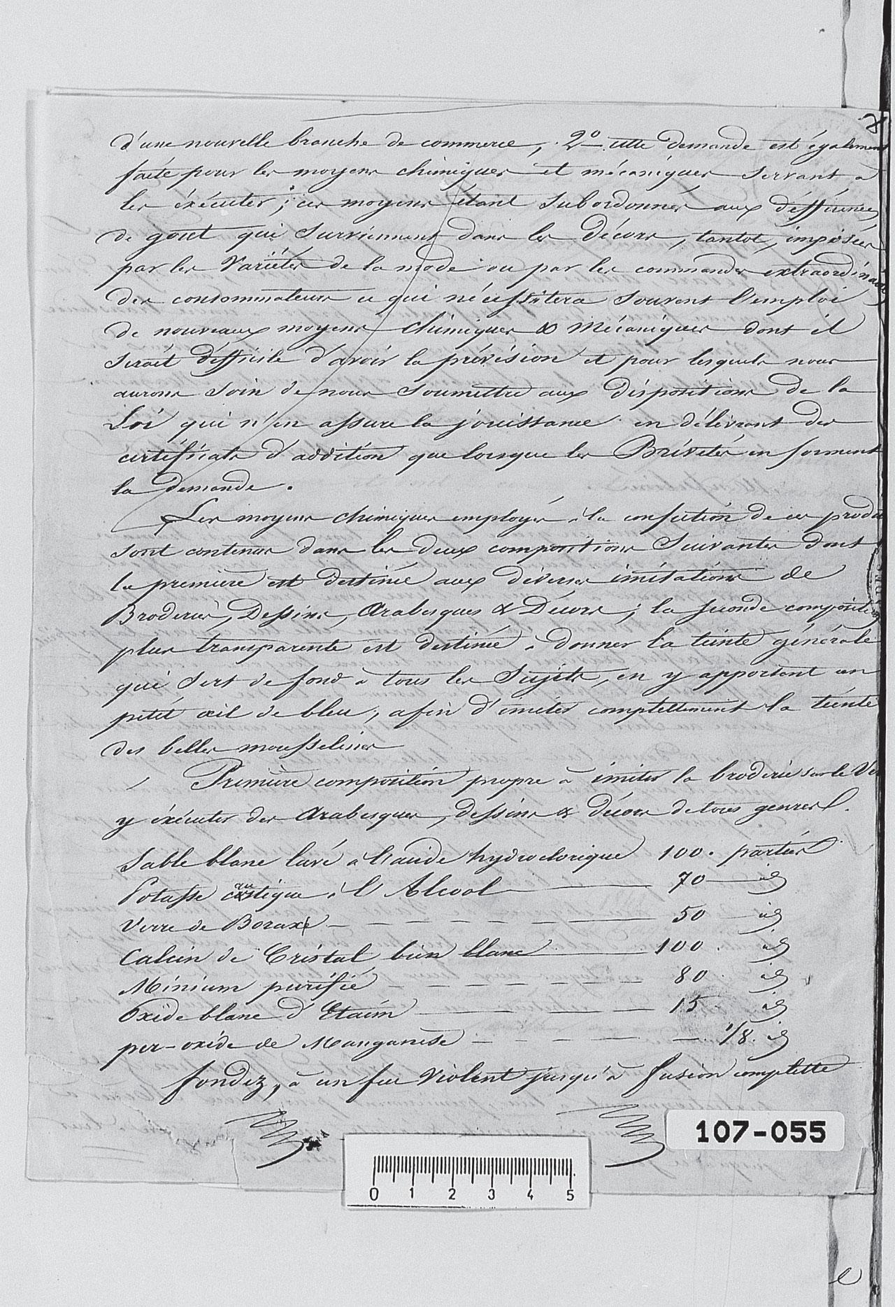 Brevet Dumas et Godard 1842 Partie 7