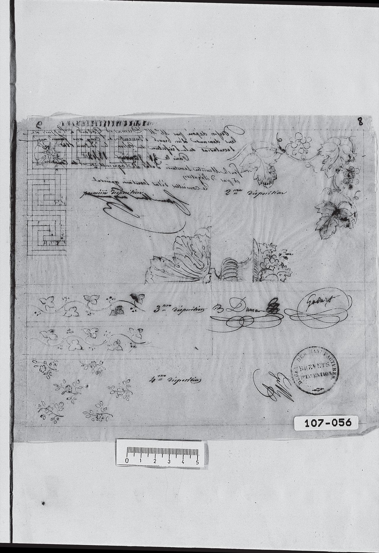 Brevet Dumas et Godard 1842 Partie 8