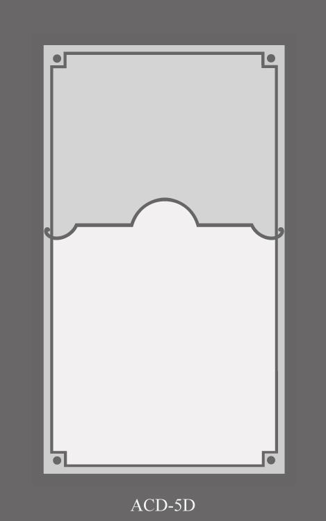 vitre depolie ancienne